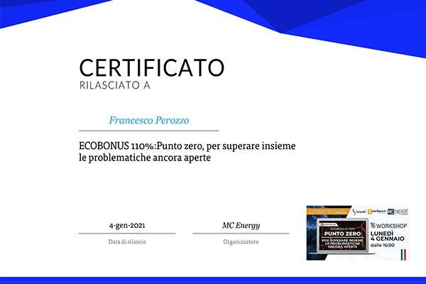 ecobonus punto 0